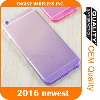 ultra slim soft shell colorful cover case for iphone 5c