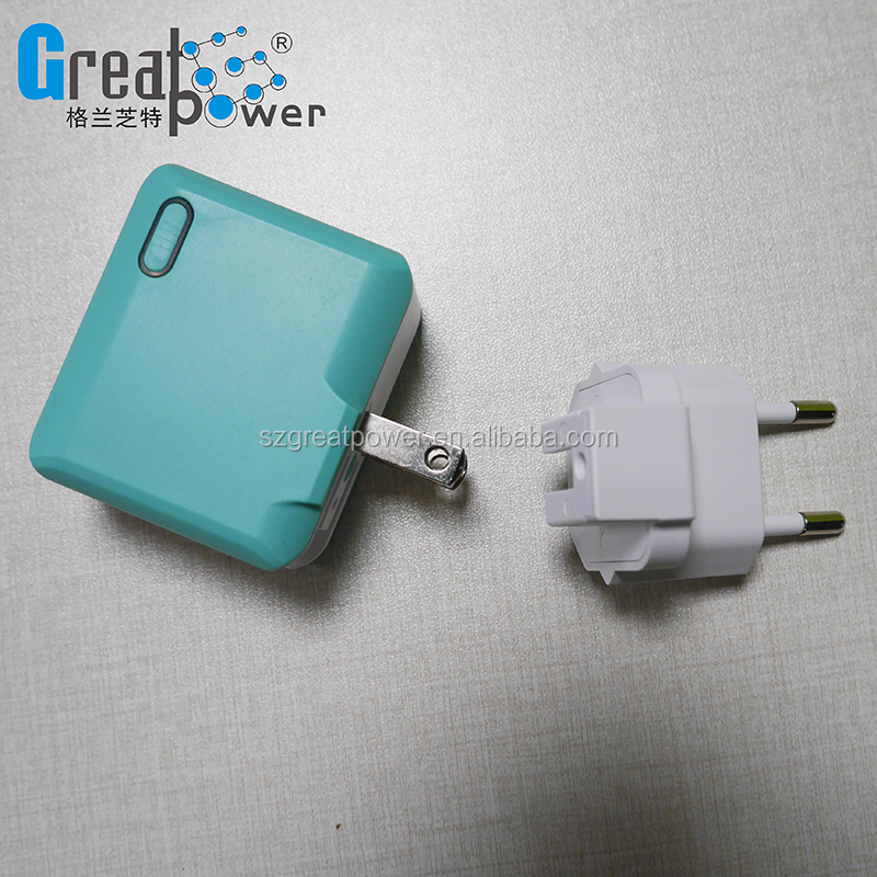 daily necessity products universal Type-c PD Charger QC3.0 60W