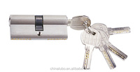 Lock Cylinder Full brass big 70mm length computer key
