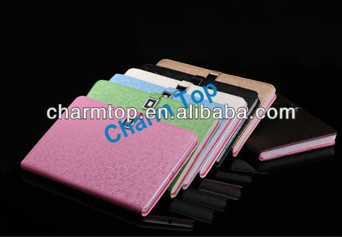 Ball Pattern Folio Leather Case Cover For iPad Mini