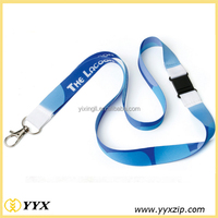 Cartoon Character Printed Lanyard Promotional Nylon