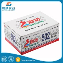 fast dry 502 instant super glue for repairig