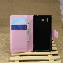 Quality manufacture flip cover case for huawei ascend g510