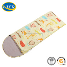 Hot Sales 100% cotton Baby children's envelope sleeping bag