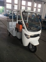 3 wheel new design gasoline passenger tricycle tuk tuk for sale