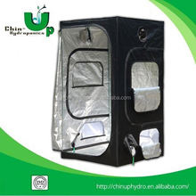 Grow Box/Indoor Grow Tent of 95% Reflective Mylar gorilla grow tent for Greenhouse Plant Growing Hydroponics Grow Box
