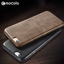 Wholesale Ultra Slim Luxury Leather For Iphone 6 Case, For iPhone 7 Leather Cover Case, Back Covers For iPhone 6 Plus