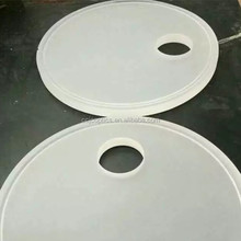 semifinished optical lens and optical glass lens blank