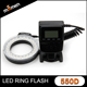 Macro LED Ring Camera Flash RF-550D