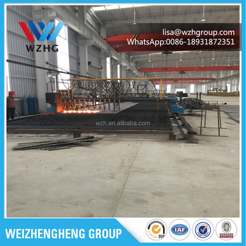 Light Cheaper Prefab Steel Structure Building