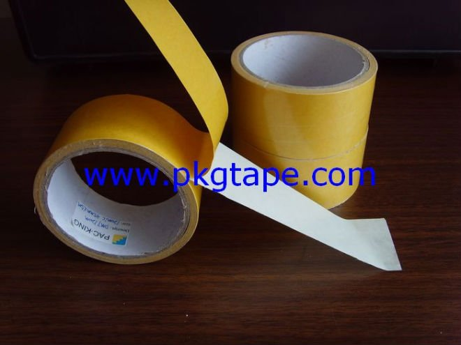 latest product in market Double sided crepe tape from PAC KING