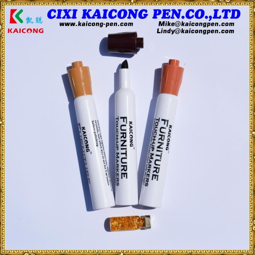 KAICONG WOOD Furniture Touch-up Repared markers iPOSCA marker Decoink Permanent Furniture marker FM-828