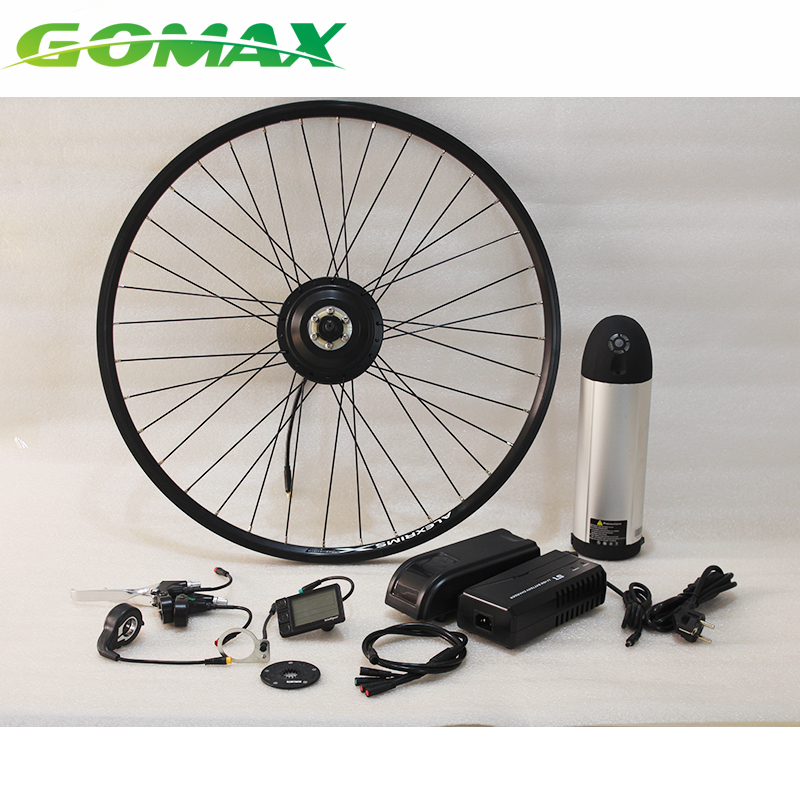 2017 Hot Sell 250W36v Shanghai Electric Bicycle Conversion Bike Conversation Kit 4000W