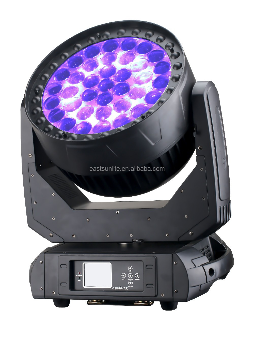 dj lighting 37pcs 15w Zoom Rotation moving head light