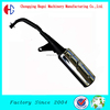 high quality motorcycle 110cc generator muffler silencer