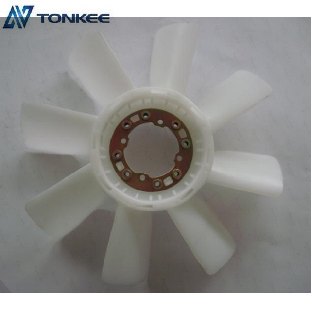 new fan 1-13660-140-0 6BD1 cooling fan 4D31 ME30848-90500