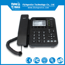 China Top supplier WiFi Wireless desktop IP telephone for skype