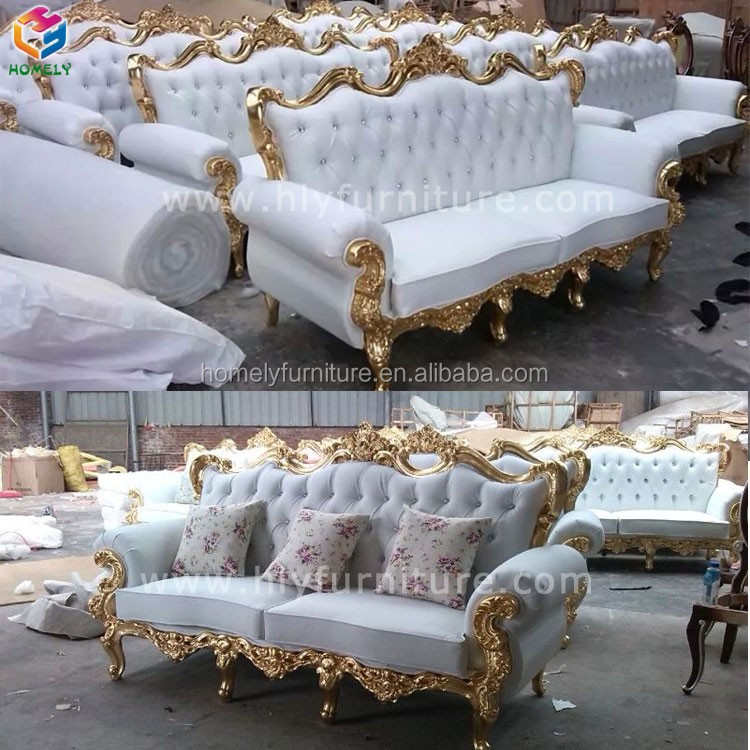 Foshan Chaise lounge , chaise lounge sofa bed , White leather chaise lounge