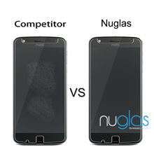 Nuglas premium 2.5D anti-radiation laptop screen protector for Moto Z Play