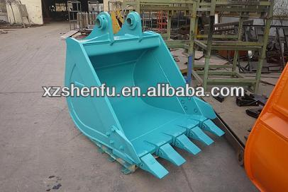 Rock Bucket SK250 1.4CBM for Kobelco