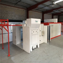 Automatic Powder Coating Line With PT(pre-treatment clean system) System