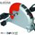 GS-3.3-18-2 Home Office Under Desk Mini Cycle Exercise Bike