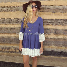 Summer Women Dresses High Quality Ladies Ropa Mujer Dress walson appearl