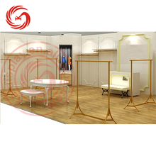 Garment shop names ladies clothes shop design for display furniture