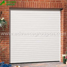 Sound proof stable electric insulated roller garage door