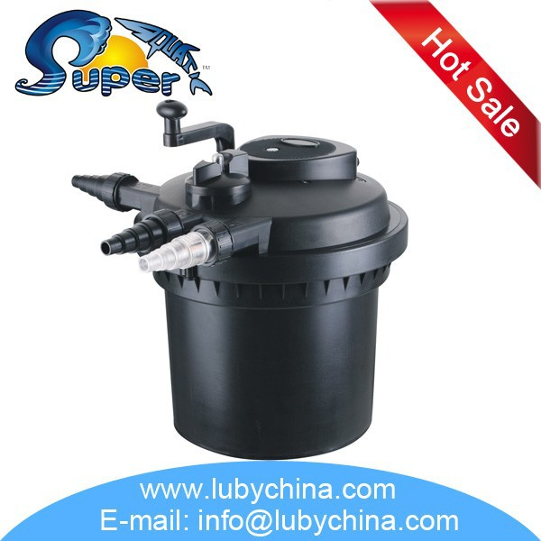 Chinese Famous Brand and Hot Selling SUNSUN Fish Pond Bio UV Filter with CE/GS CPF-5000/CPF-10000/CPF-15000