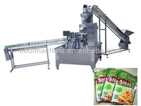 Full Automatic Salted Vegetables Packaging Machine Unit