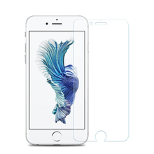 Wholesale for iphone 7 tempered glass screen protector with package, Tempered Glass for iPhone 7 plus