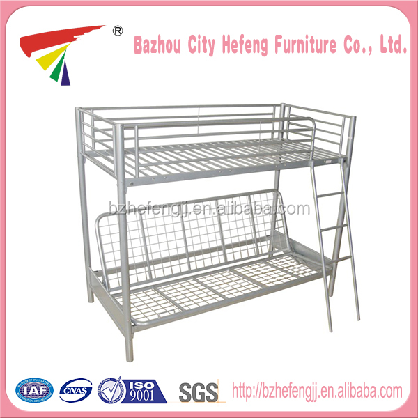 2014 High Quality New Design metal frame bunk bed