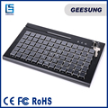 Programmable keyboard for for pos system