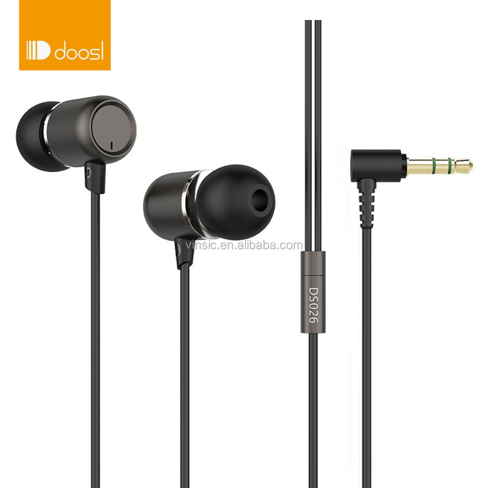 Headphone factory In-ear Hi-Fi Music Headphone for phone, tablet, laptop, computer etc
