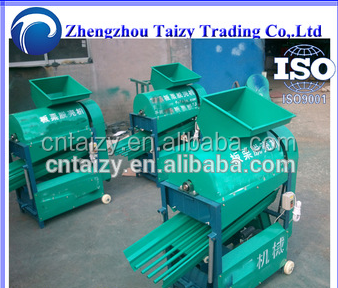 Best quality lowest price chestnut shell removing machine /chestnut sheller