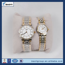 hot selling automatic couple titanium watch