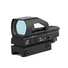 New Style 1x22x22 Four Aiming Modes H104 High Resolution Red Dot Reflex Sight Tactical Sight For Hunting Scopes Riflescope
