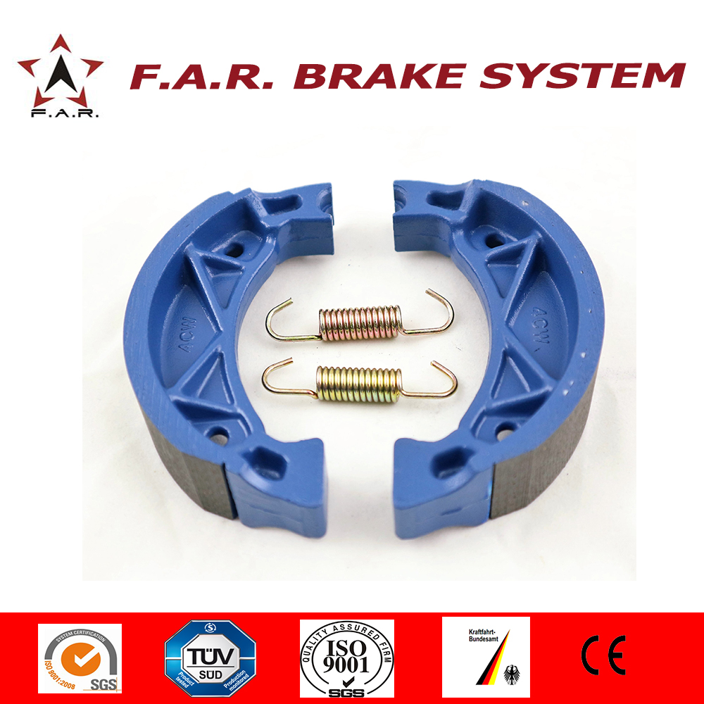 Off Road Bike Brake Shoes for bajaj pulsar
