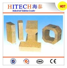 Good price Zibo Hitech MG-98 magnesia fire bricks with high density
