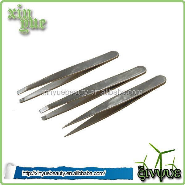led light tweezers titanium tweezers beauty tweezers