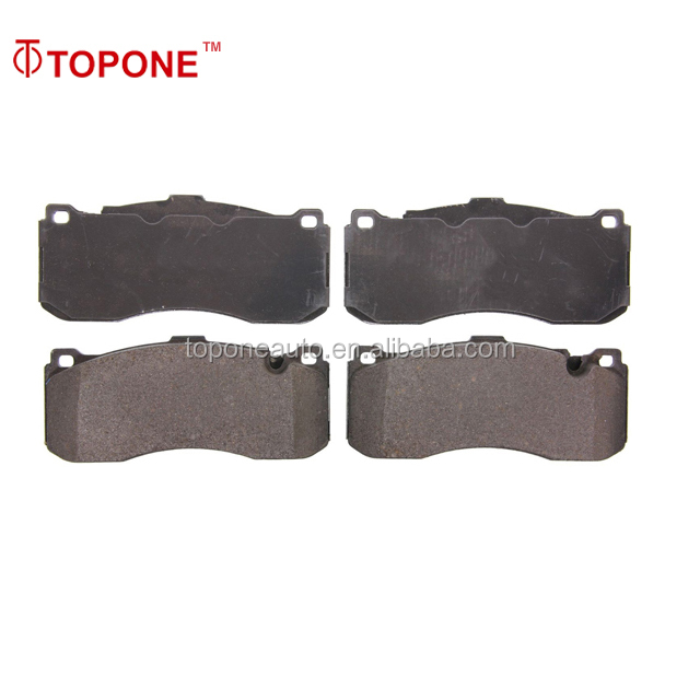 D1371 Brake Pad Production Line Auto parts Disc Brake Pads 34116786044 for BMW Brake Pads