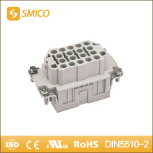 SMICO Innovative New Products Rectangular Male And Female 18 Pin Connector Insert