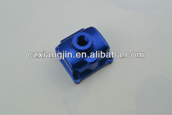 custom high quality anodizing aluminum alloy casting parts