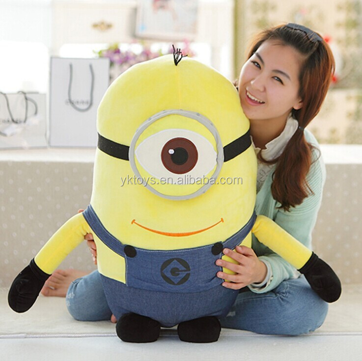 Talking And Walking despicable me minion plush toy
