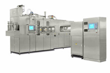 2017 new BFS machine for pharmaceutical