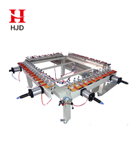 Cheap Large-size Automatic Silk Screen Printing Mesh Stretching Machine