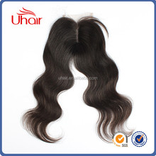 Hot sale brazilian closure wholesale price 16 inch 1b loose wave cheap lace closure