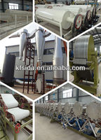 cassava starch machine&Complete 1.5Ton input cassava per hour production line
