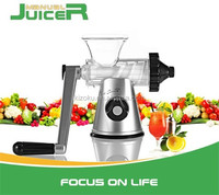 The High quality Small Plastic Juicer As Seen On TV